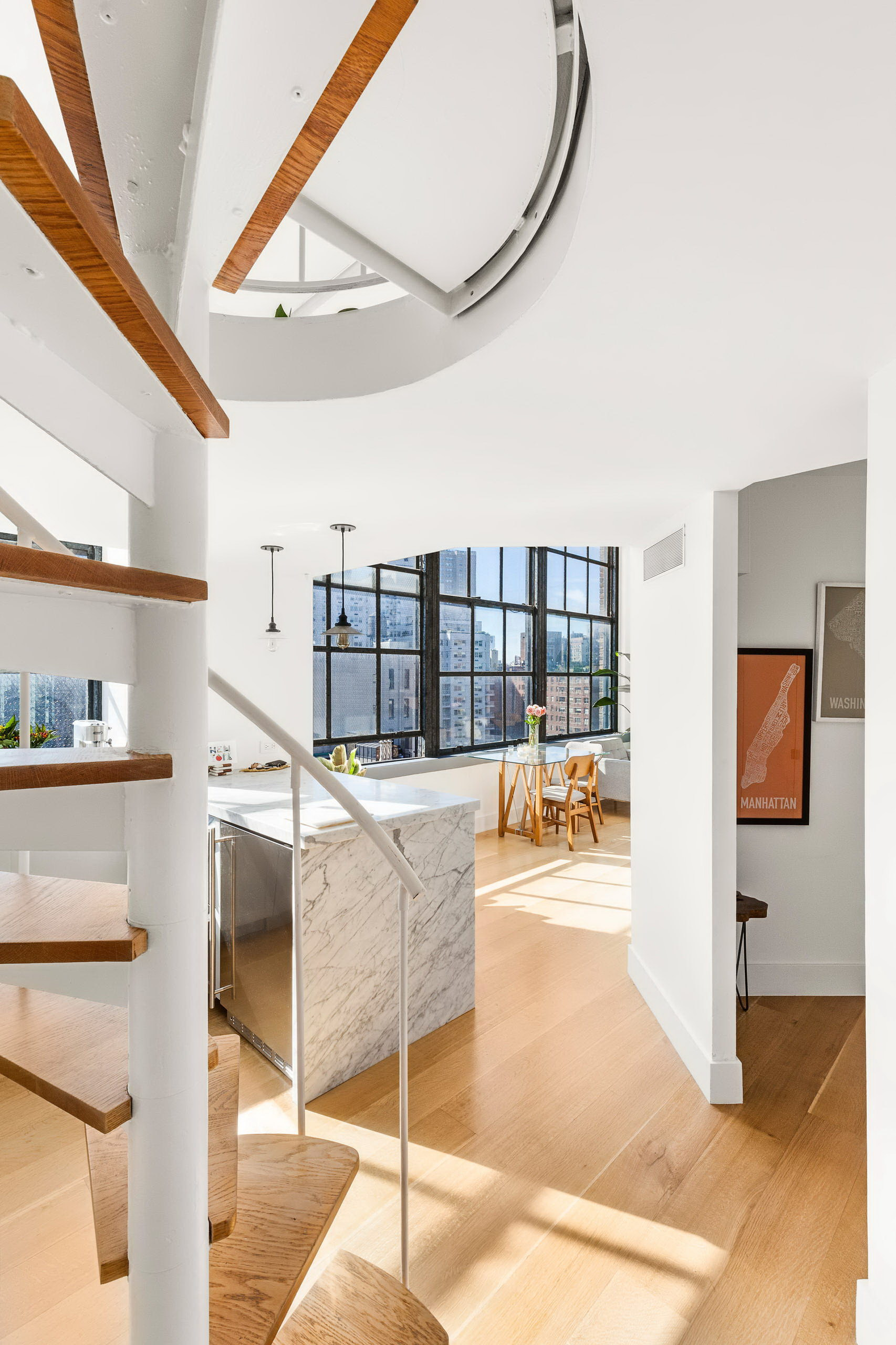 A Greenwich Village Loft by Sweeten