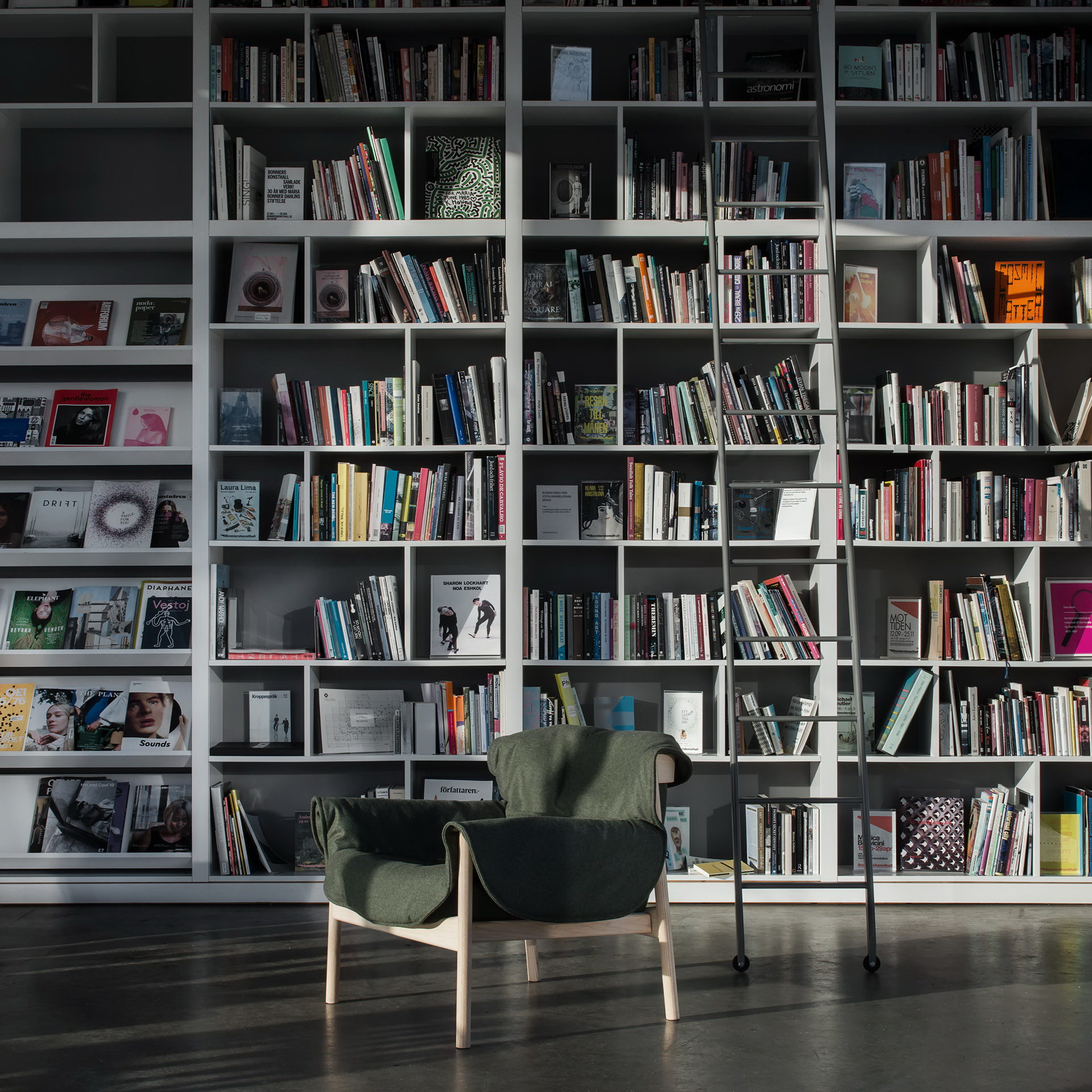 Agnes Chair by Andreas Engesvik