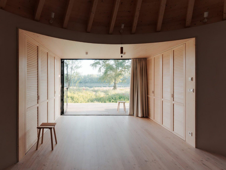 Attila   Oval-Shaped Cottage by JRKVC