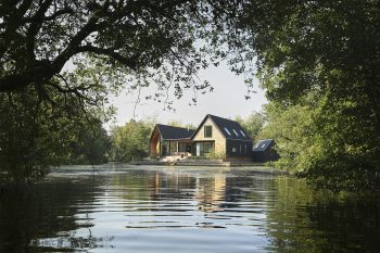 Backwater | Eco-House on the Norfolk Broads by Platform 5 Architects