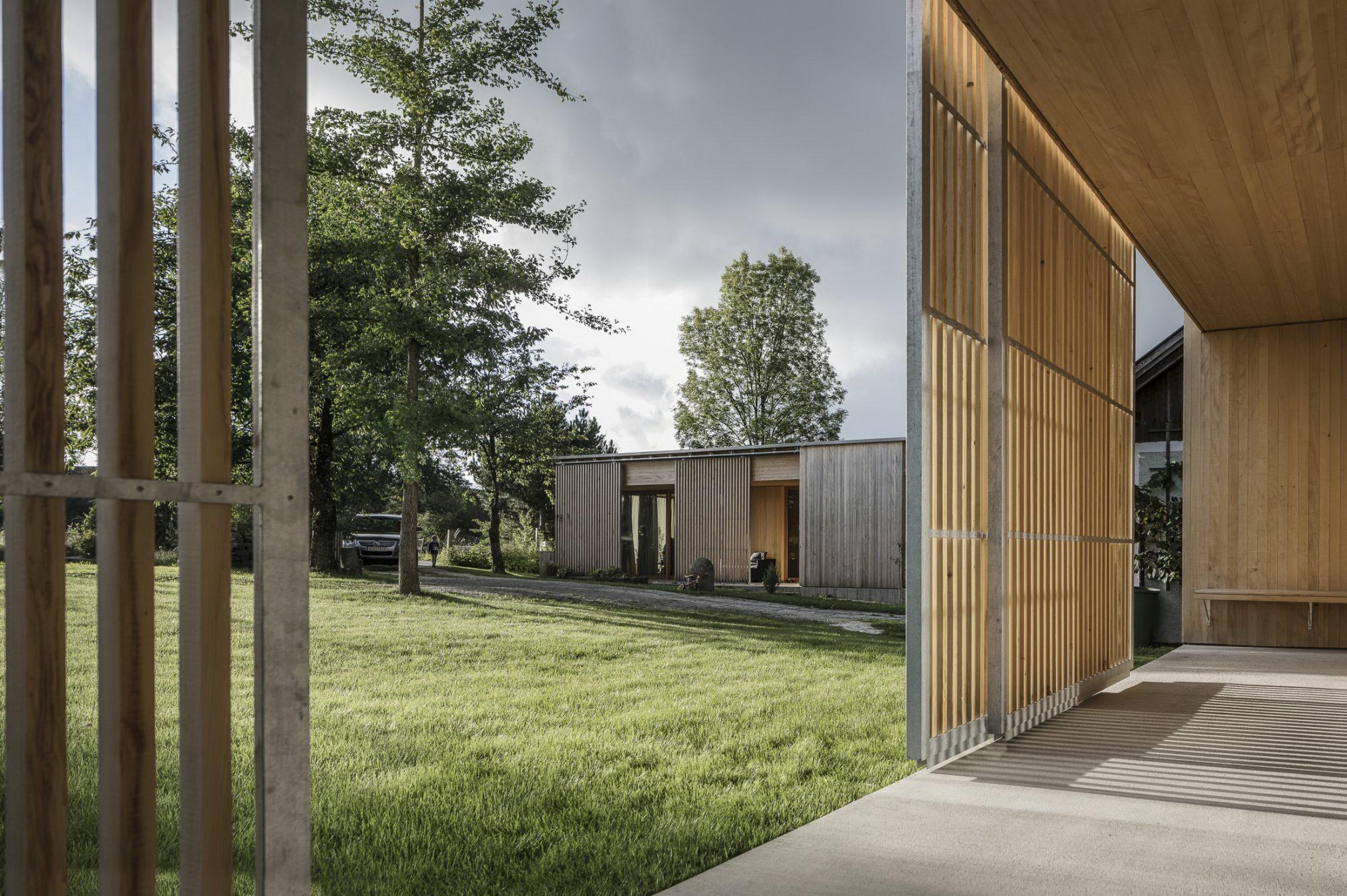Doppelhaus Trausner by LP architektur