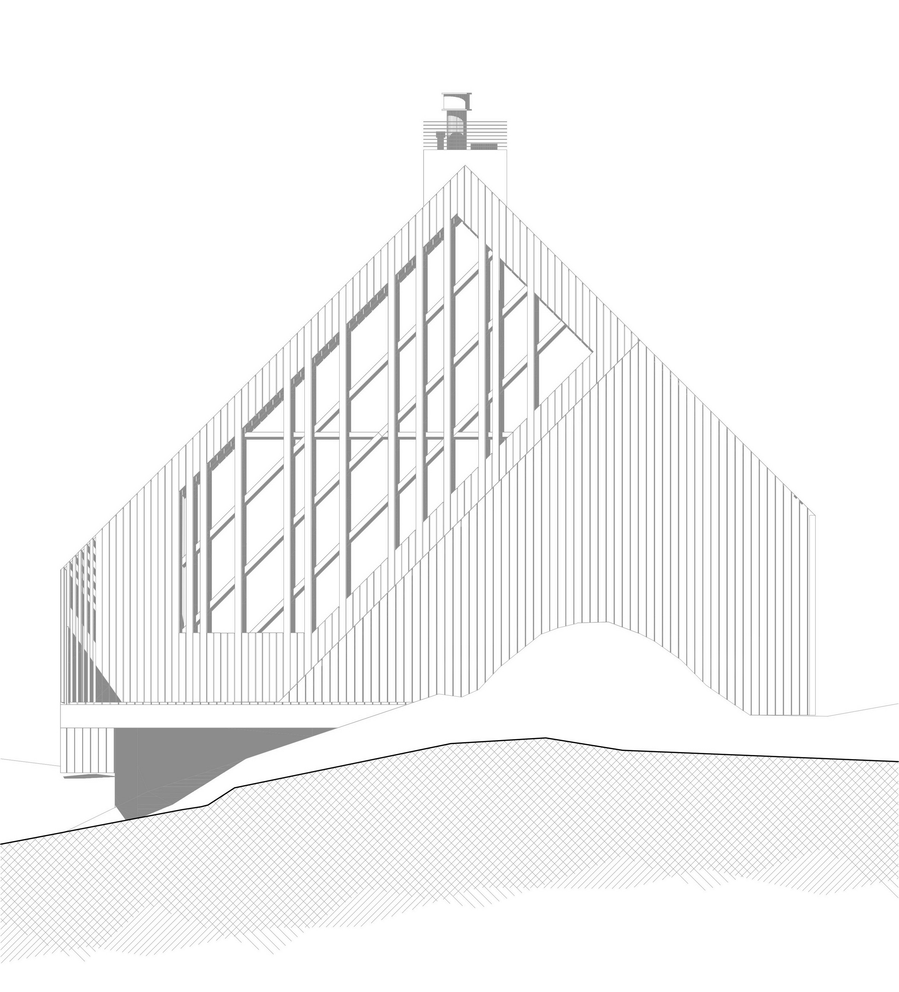 Dune House by Marc Koehler