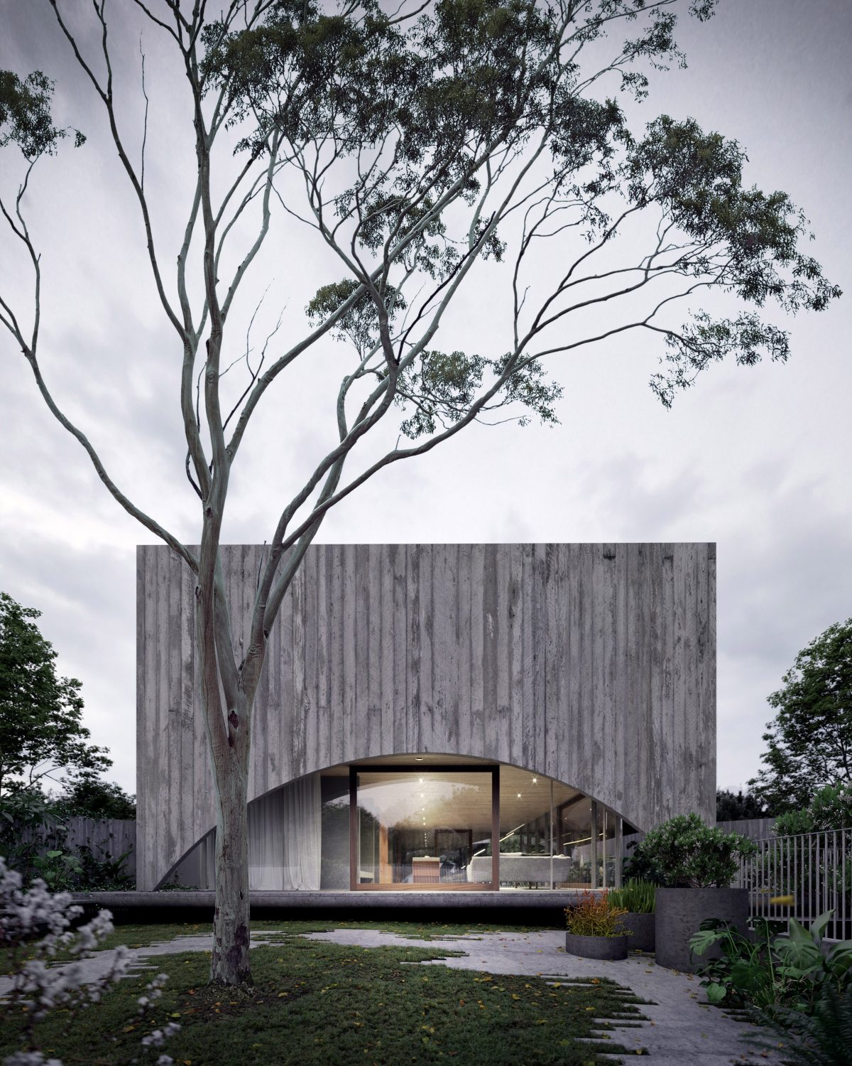 Hawthorn House by Edition Office