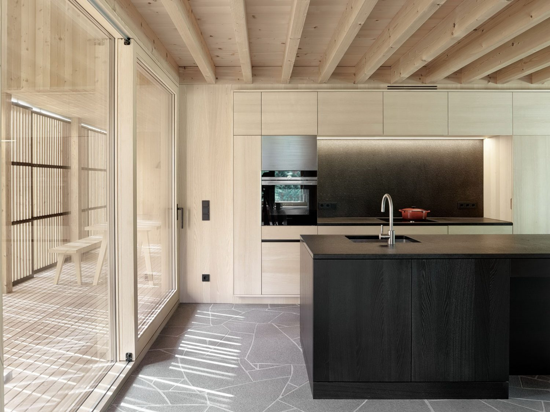 House in Tschengla by Innauer-Matt Architekten