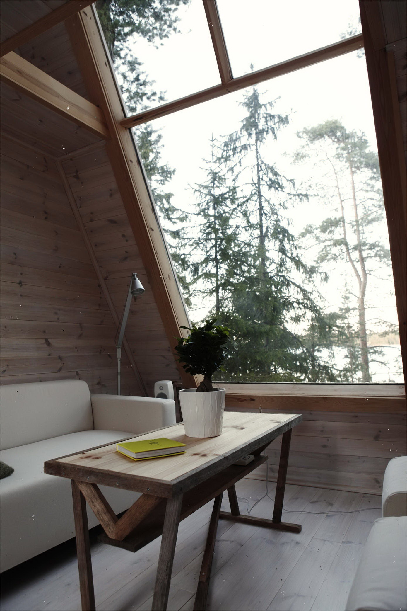 Nido   Tiny Cabin in the Finnish Woods by Robin Falck