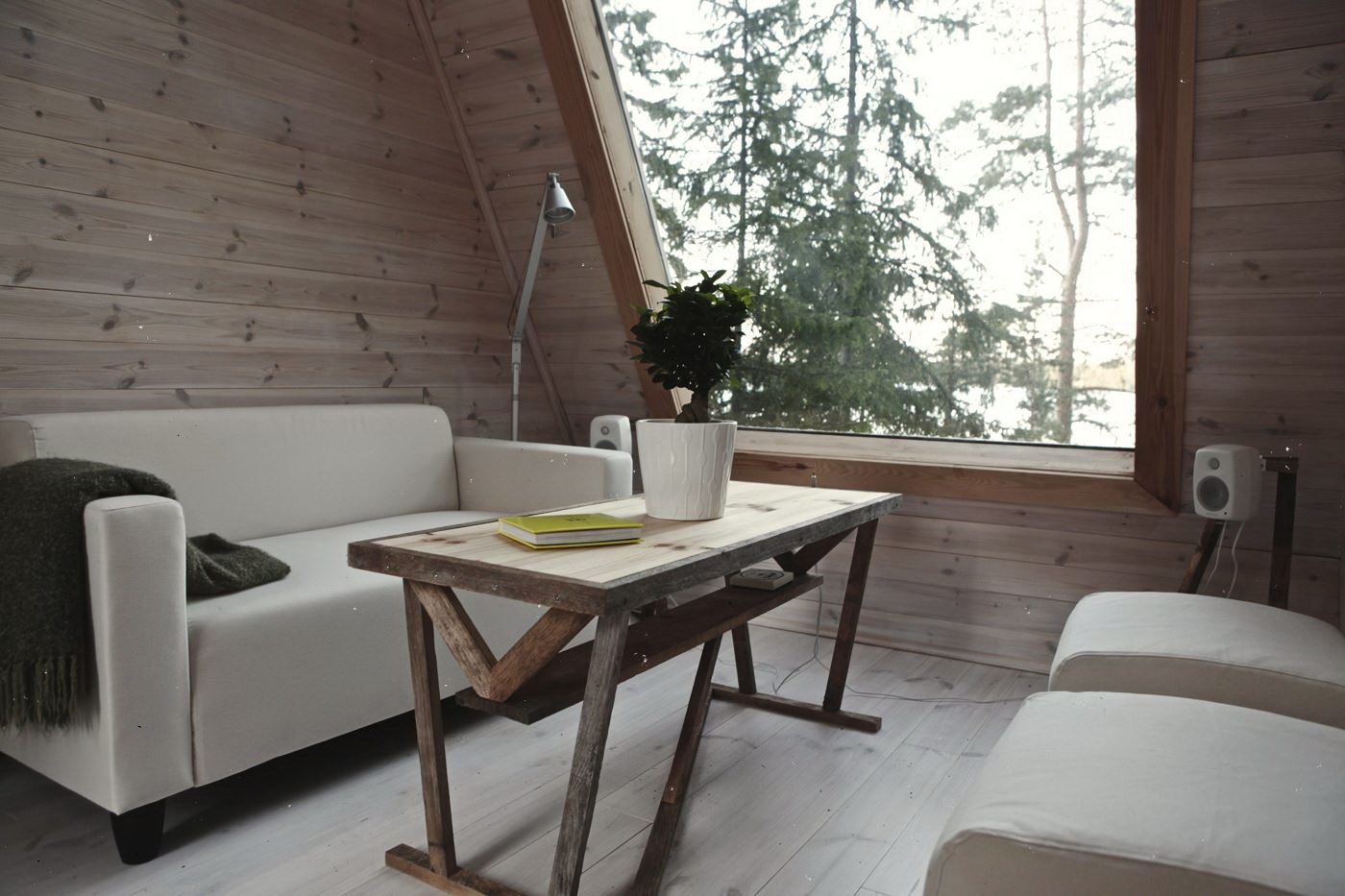 Nido | Tiny Cabin in the Finnish Woods by Robin Falck