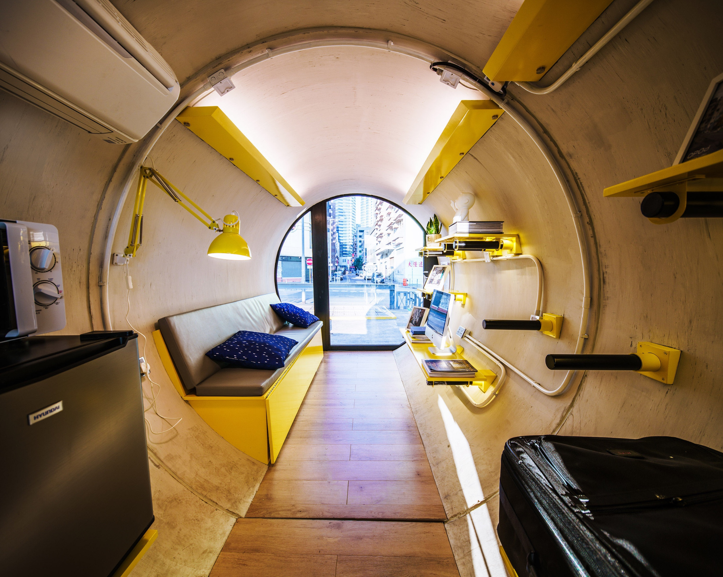 OPod Tube House by James Law Cybertecture