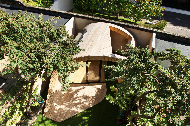 Shoffice | Garden Pavilion by Platform 5 Architects