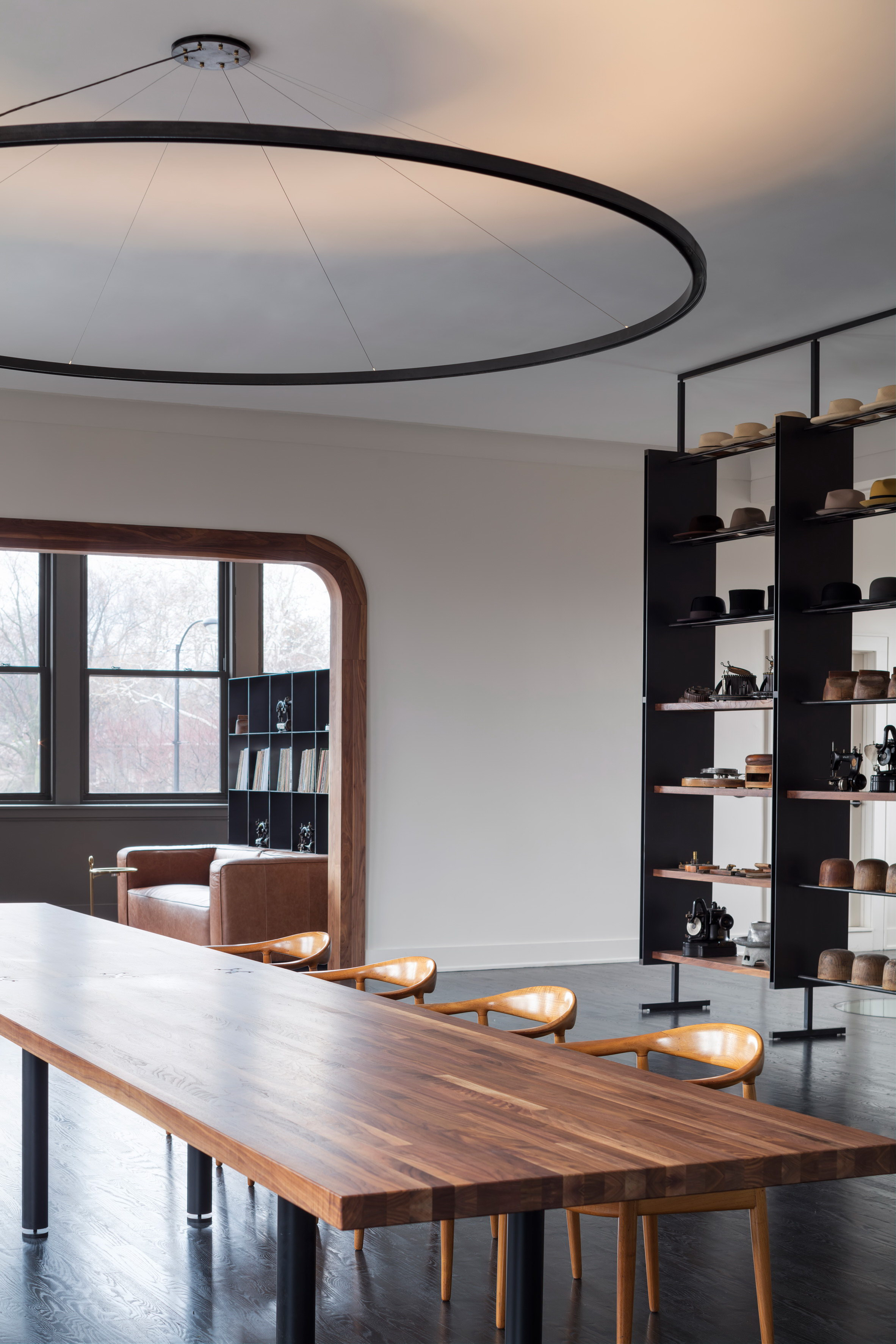 SOM Redesigned Century-Old Chicago Firehouse into Optimo Hat Factory