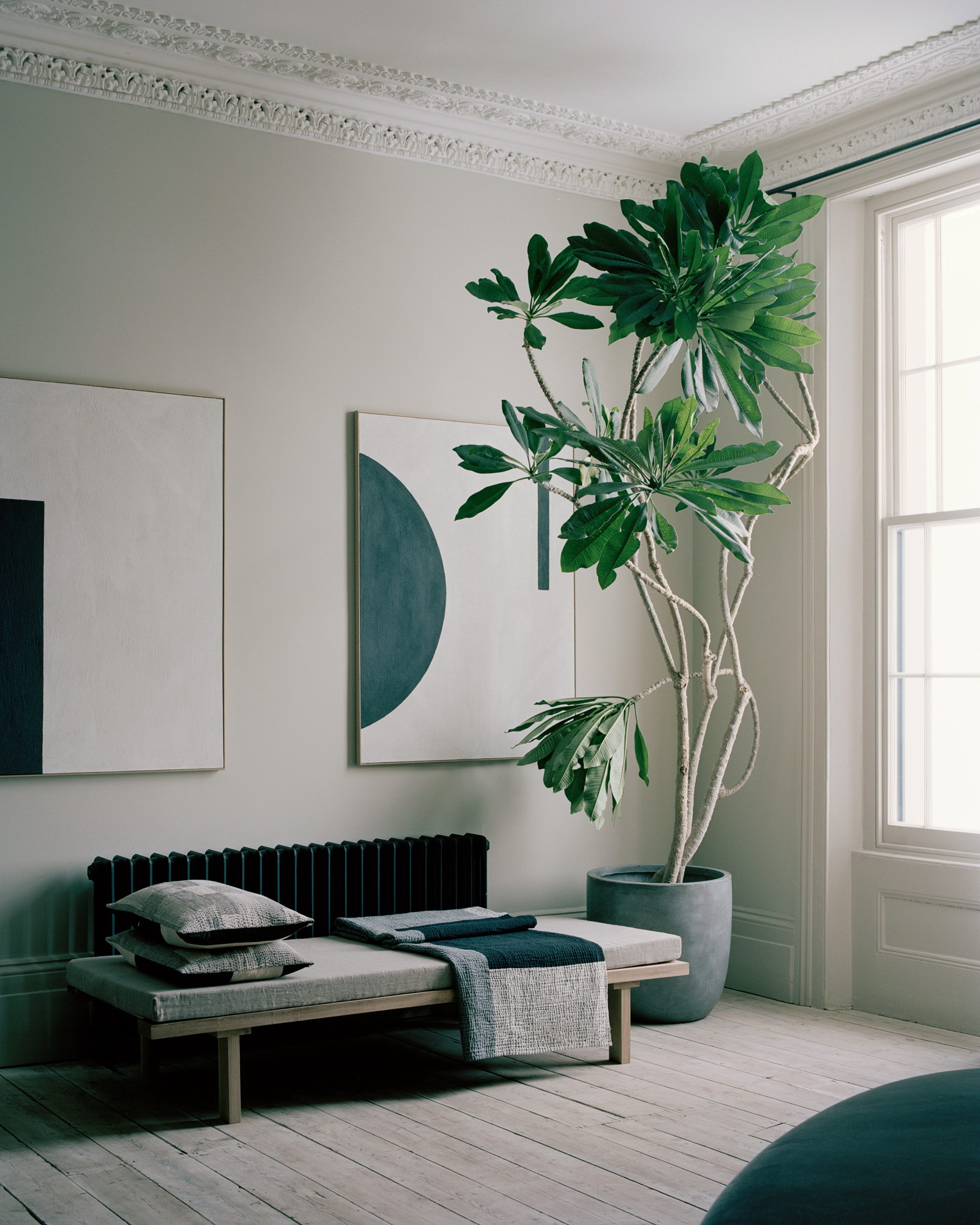 The Grey House   Elegant North London Townhouse by House of Grey