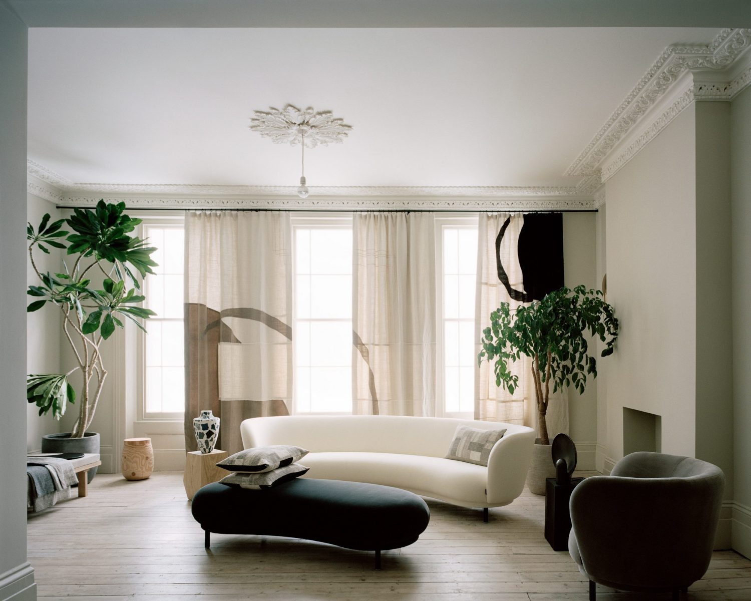The Grey House | Elegant North London Townhouse by House of Grey