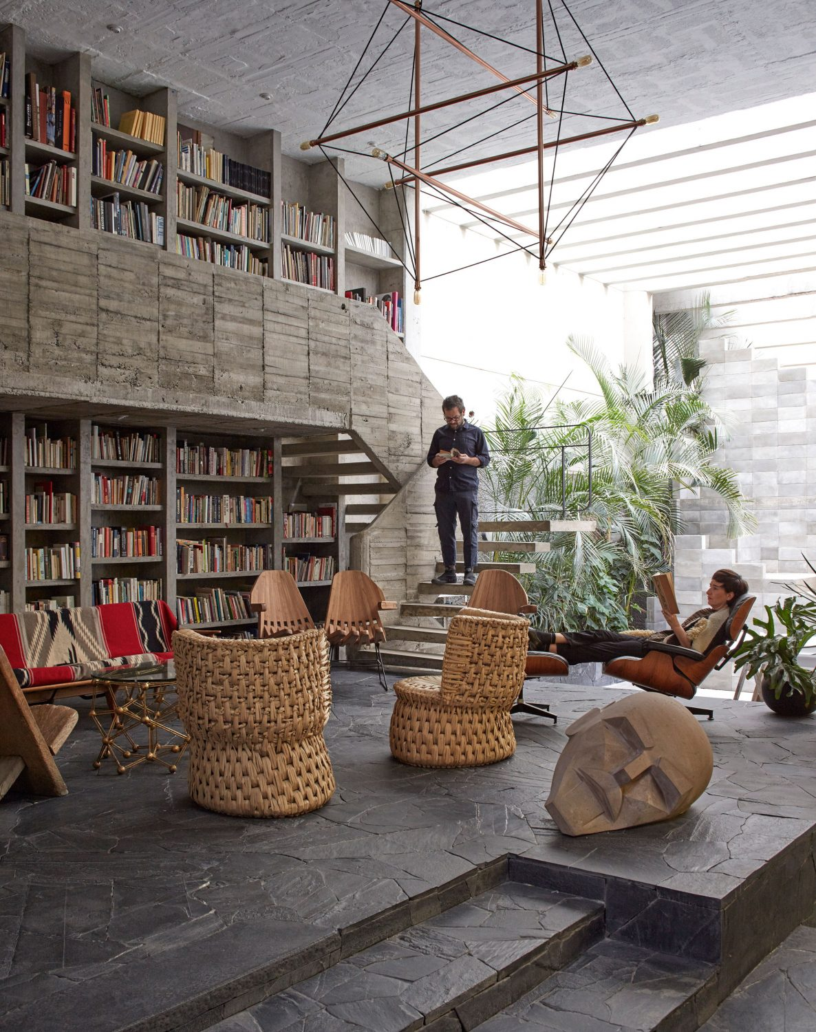 The Reyes House by Pedro Reyes and Carla Fernandez