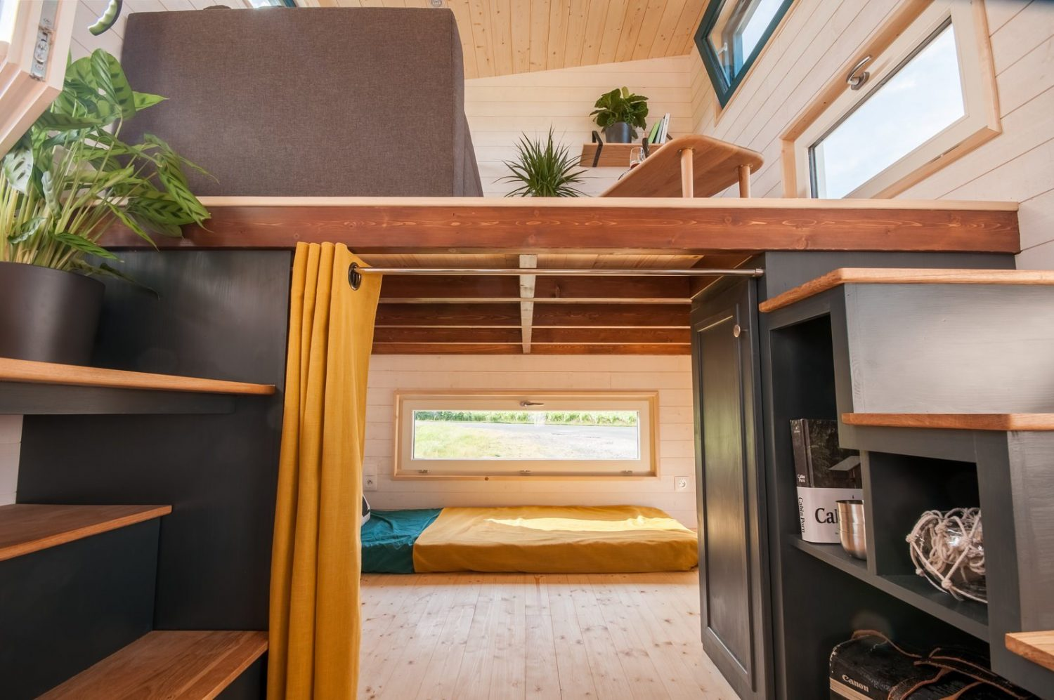 Tiny House Valhalla by Baluchon