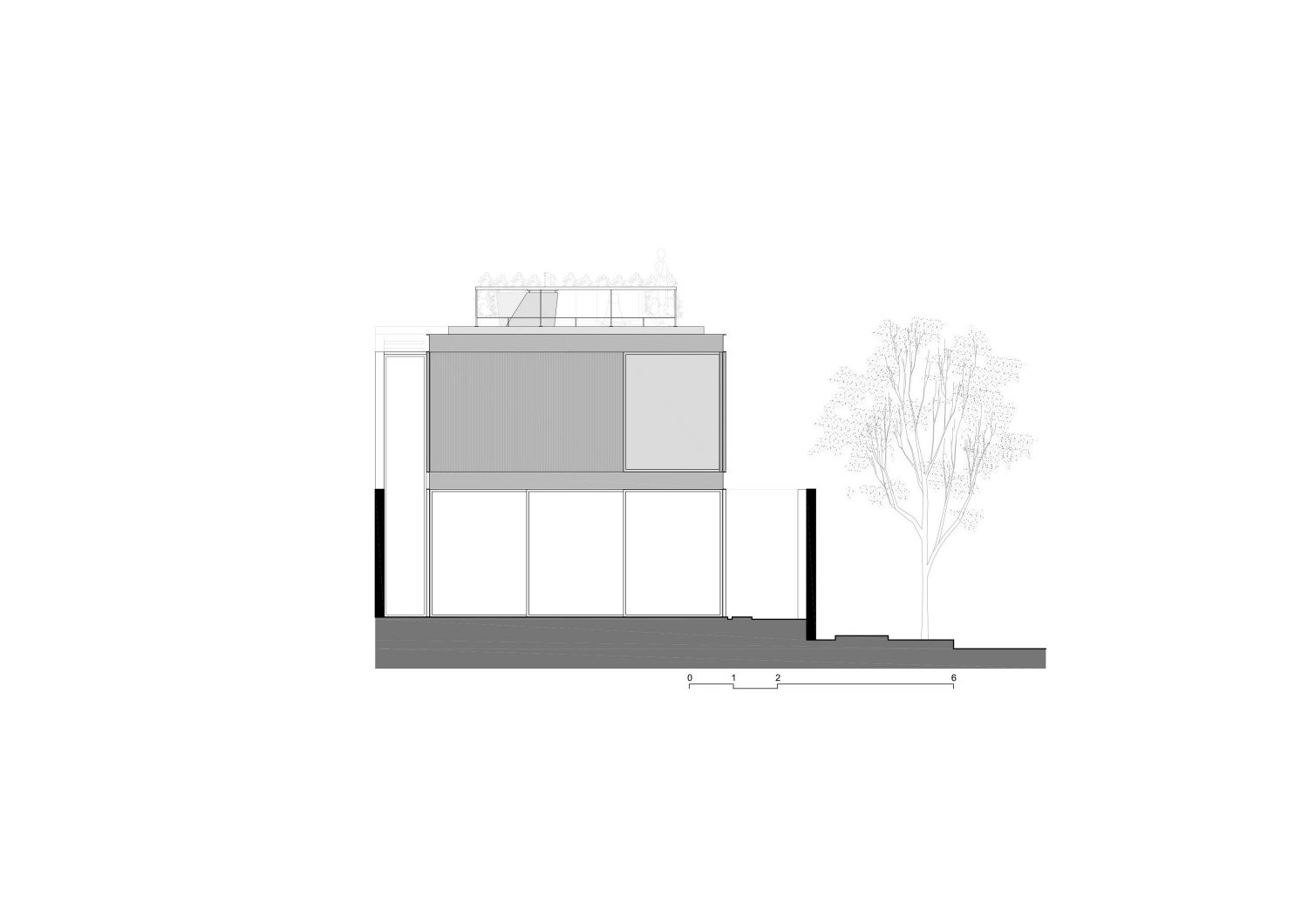 Box House | Home with Movable Walls by FCstudio