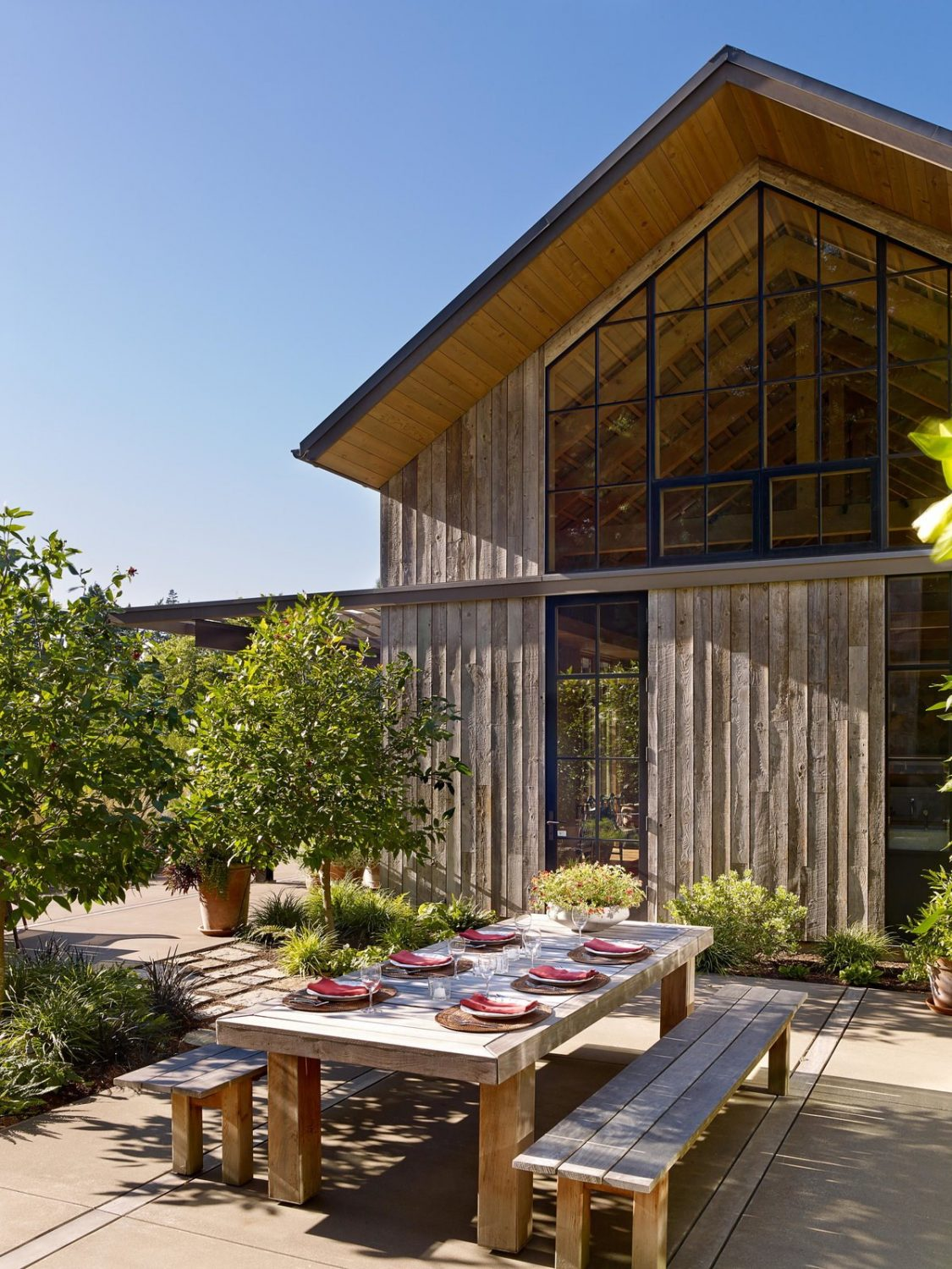Country Garden House by Olson Kundig