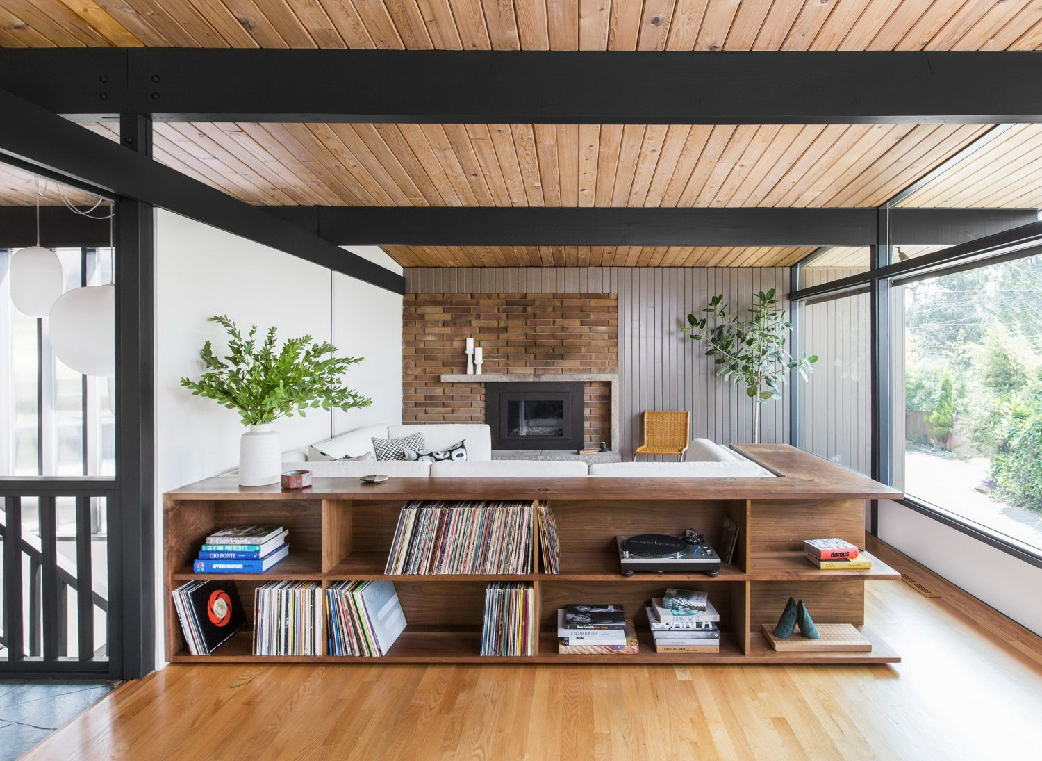 Hillside Midcentury | Mid-Century Modern Home Renovation by SHED