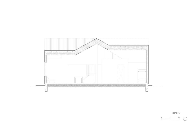 Mylla Hytte   Pine-Clad Cabin by Mork Ulnes Architects