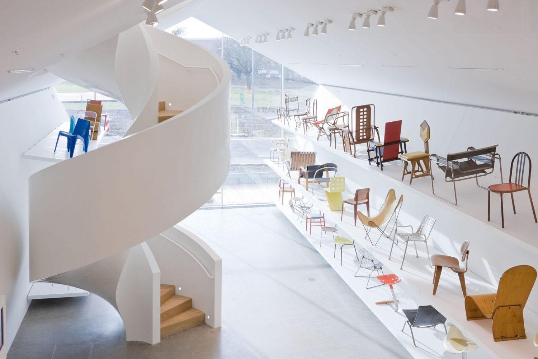 VitraHaus | Extravagant Building by Herzog & De Meuron