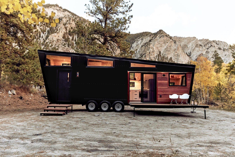Draper | Tiny House on Wheels by Land Ark RV