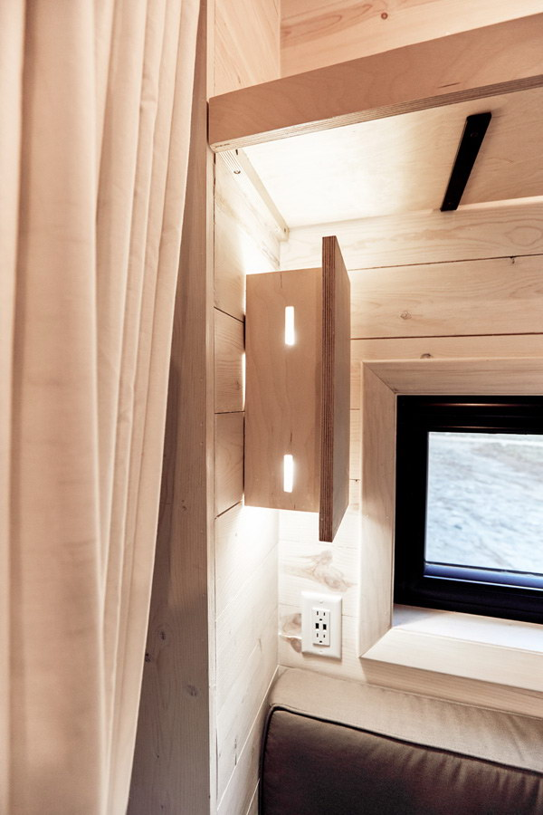 Draper | Tiny House on Wheels by Land Ark RV