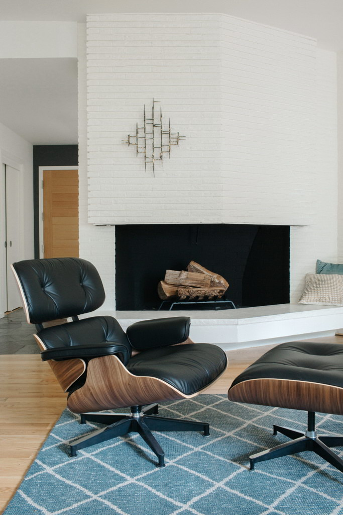 Modern Midcentury Home by Courtney Nye Design
