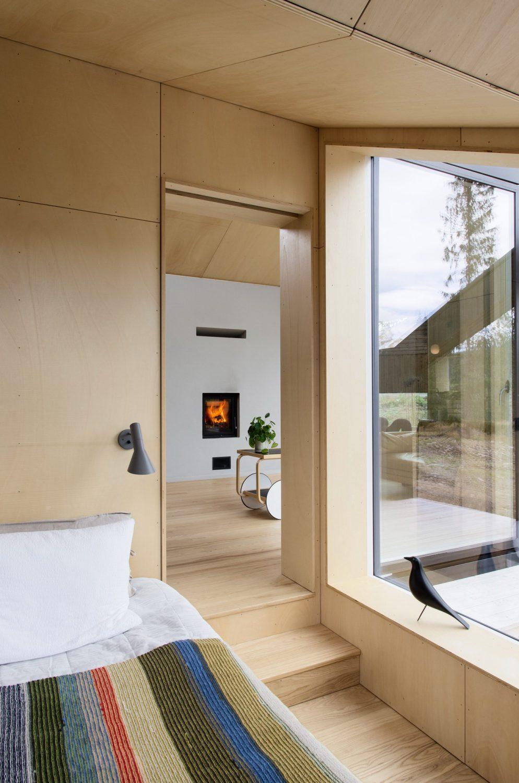 Cabin Vindheim | Norwegian Cabin by Vardehaugen