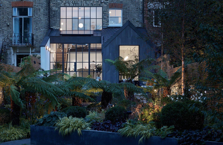 Cornerstone House by Merrett Houmøller Architects
