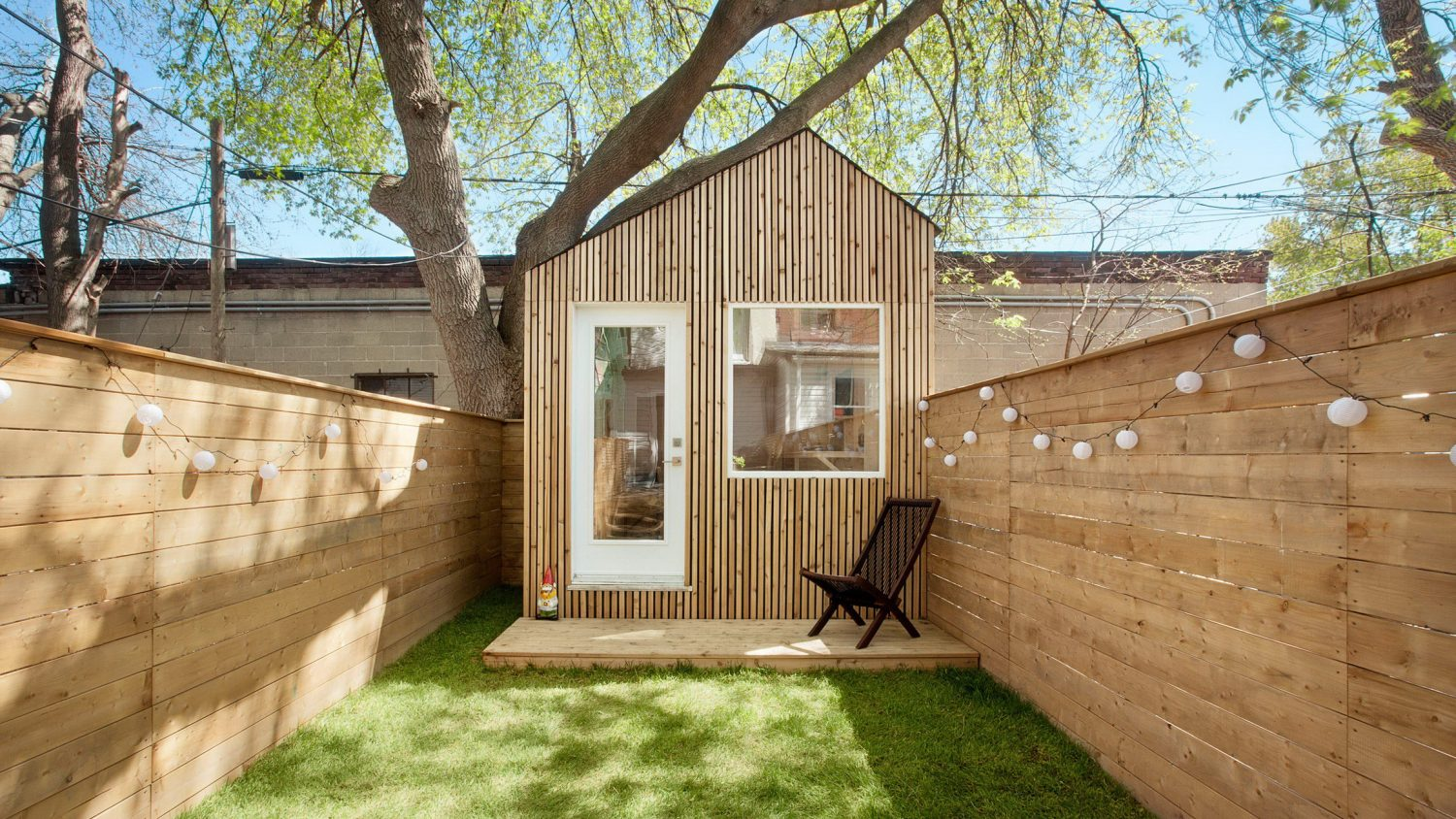 Garden Studio | Tiny Backyard Office by Six Four Five A
