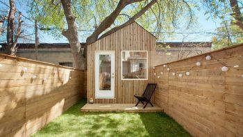 Garden Studio | Tiny Backyard Office by Six Four Five A