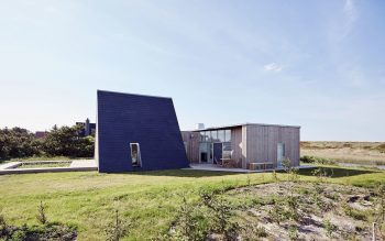 Light House | Extended A-Frame House by Puras Architects