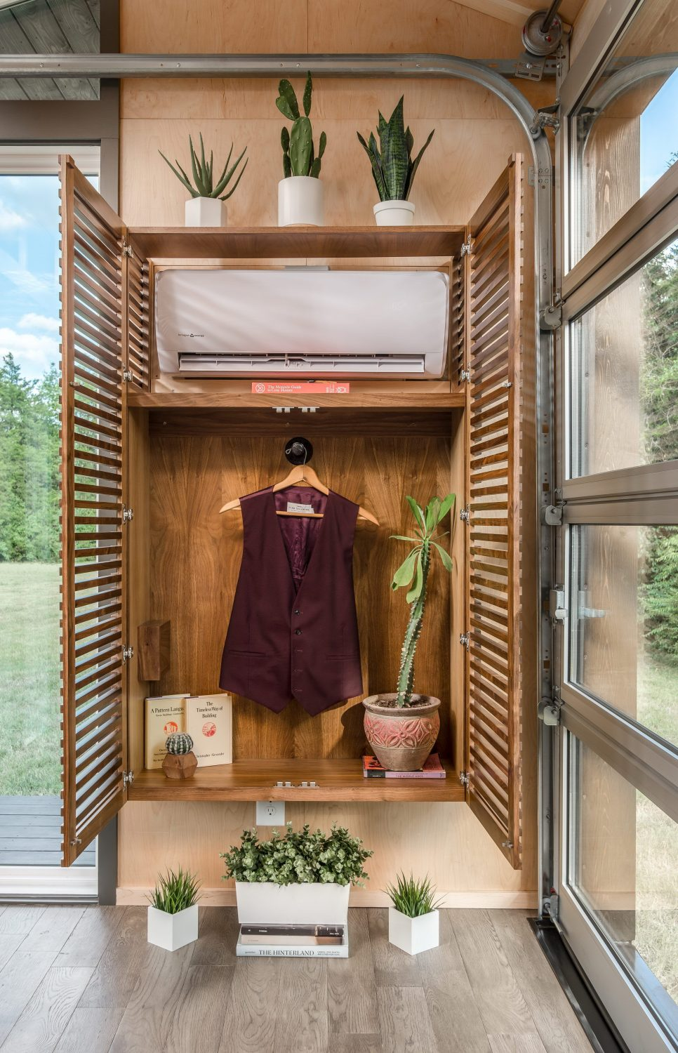 Orchid Tiny House by New Frontier Tiny Homes