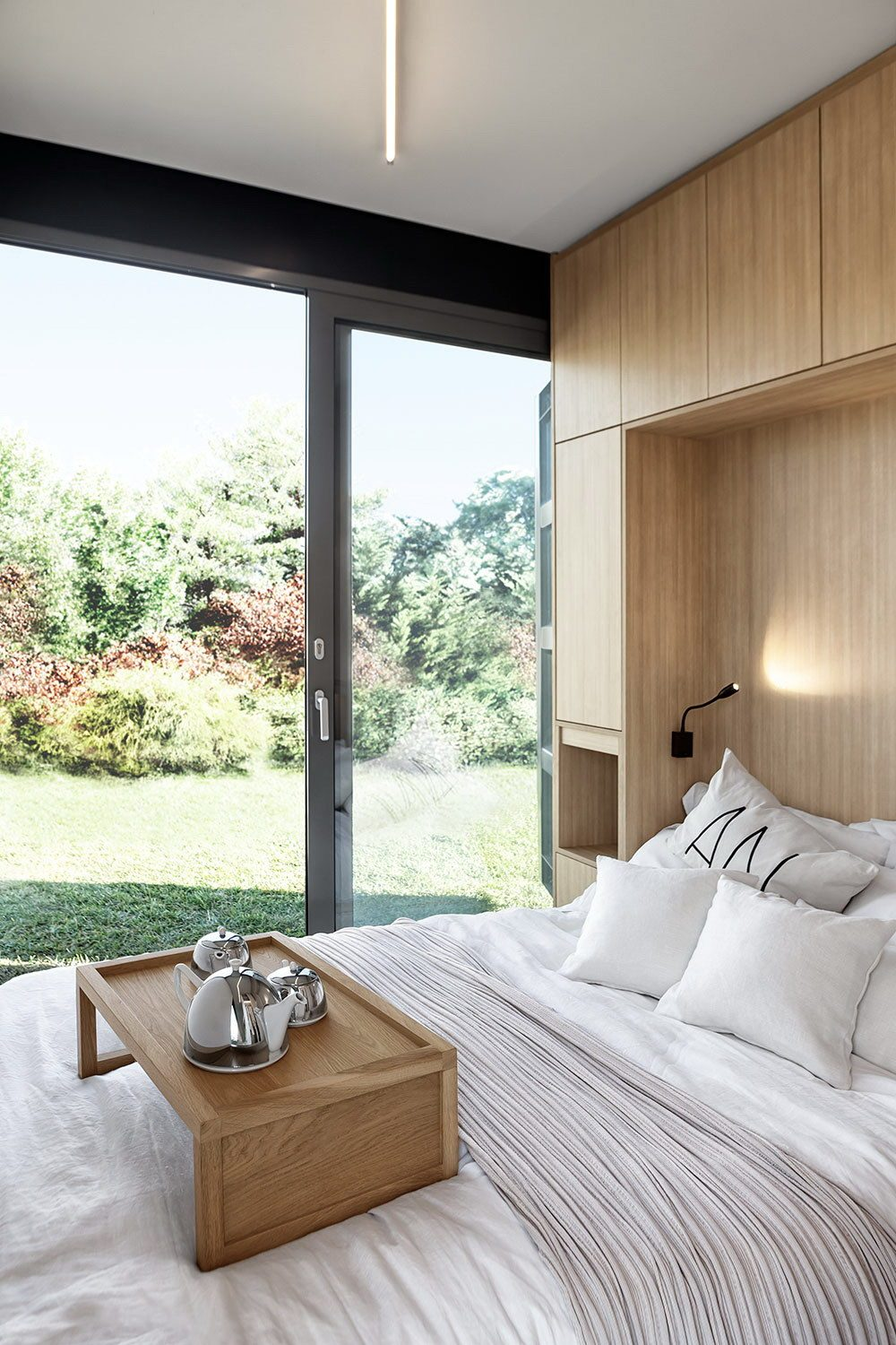 Shipping Container House Prototype by Cocoon Modules & Coco-Mat