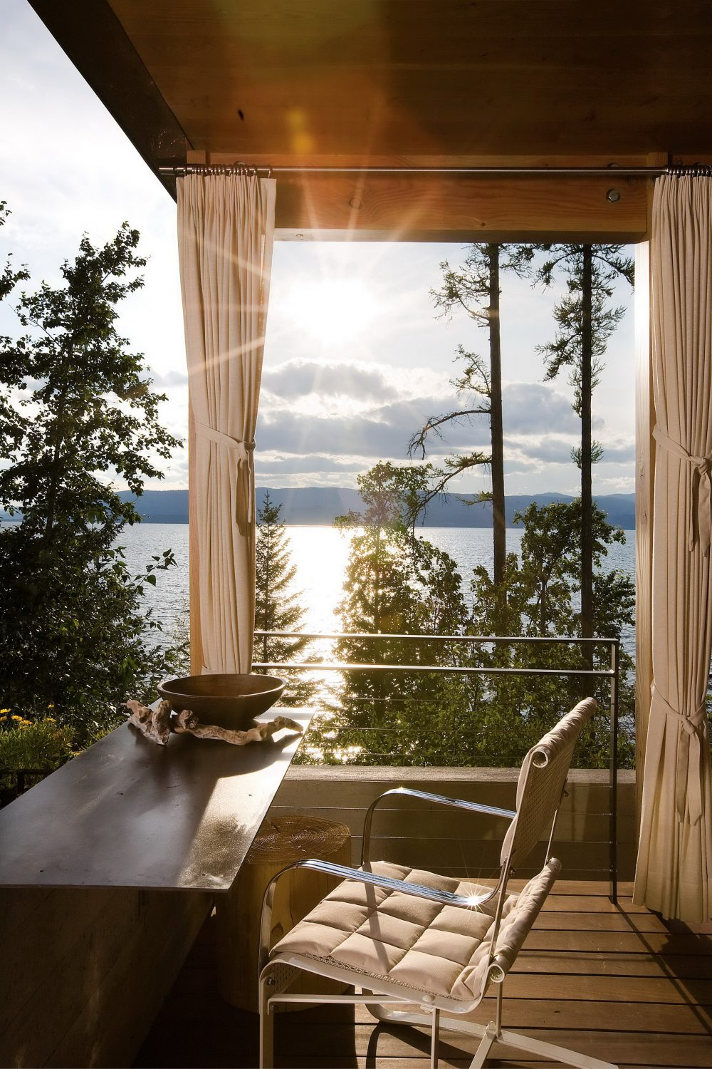 Stone Creek Camp by Andersson-Wise Architects