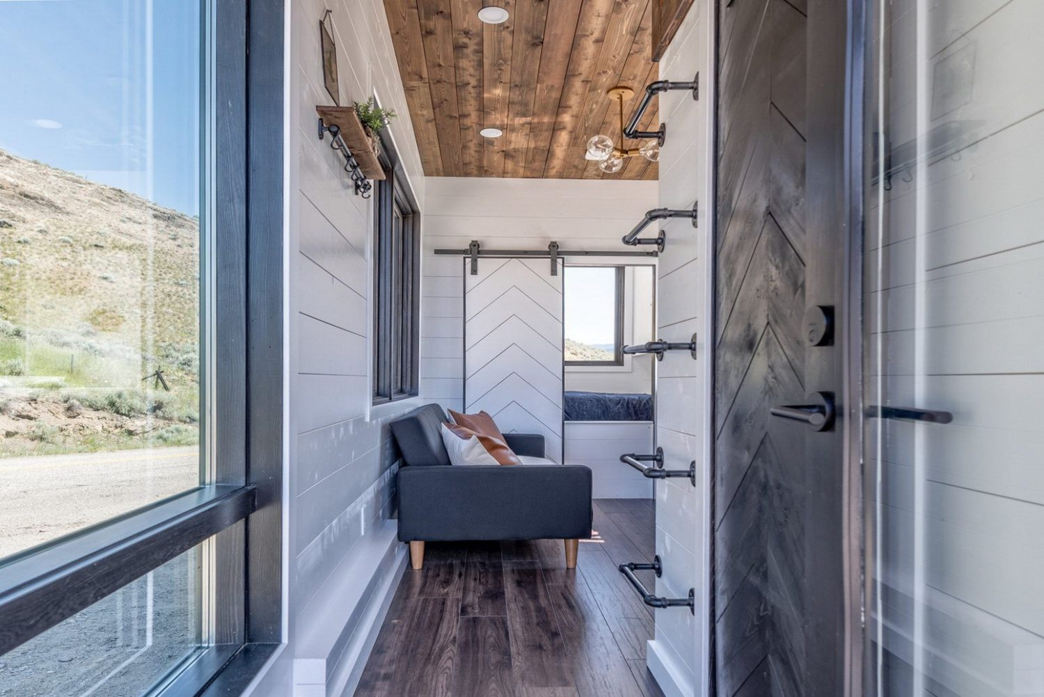 The Wanderer | Tiny House by Summit Tiny Homes