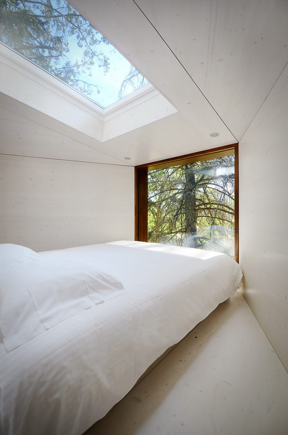 Tree Snake Houses by Rebelo de Andrade Architecture & Design