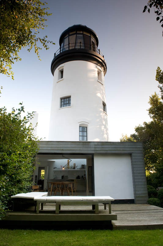 Winterton Lighthouse | Converted Lighthouse by Studio Mackereth