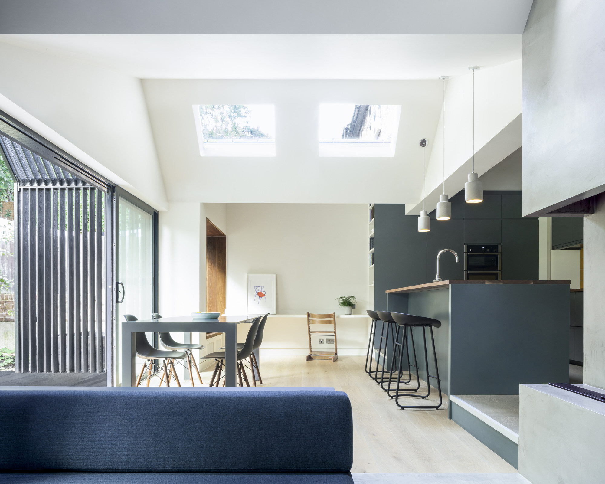 Algiers Road – London House Extension by Gruff