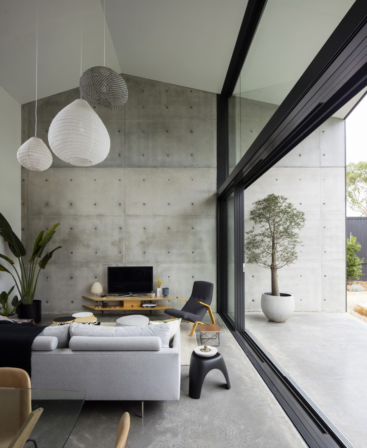 Binary House by Christopher Polly Architect
