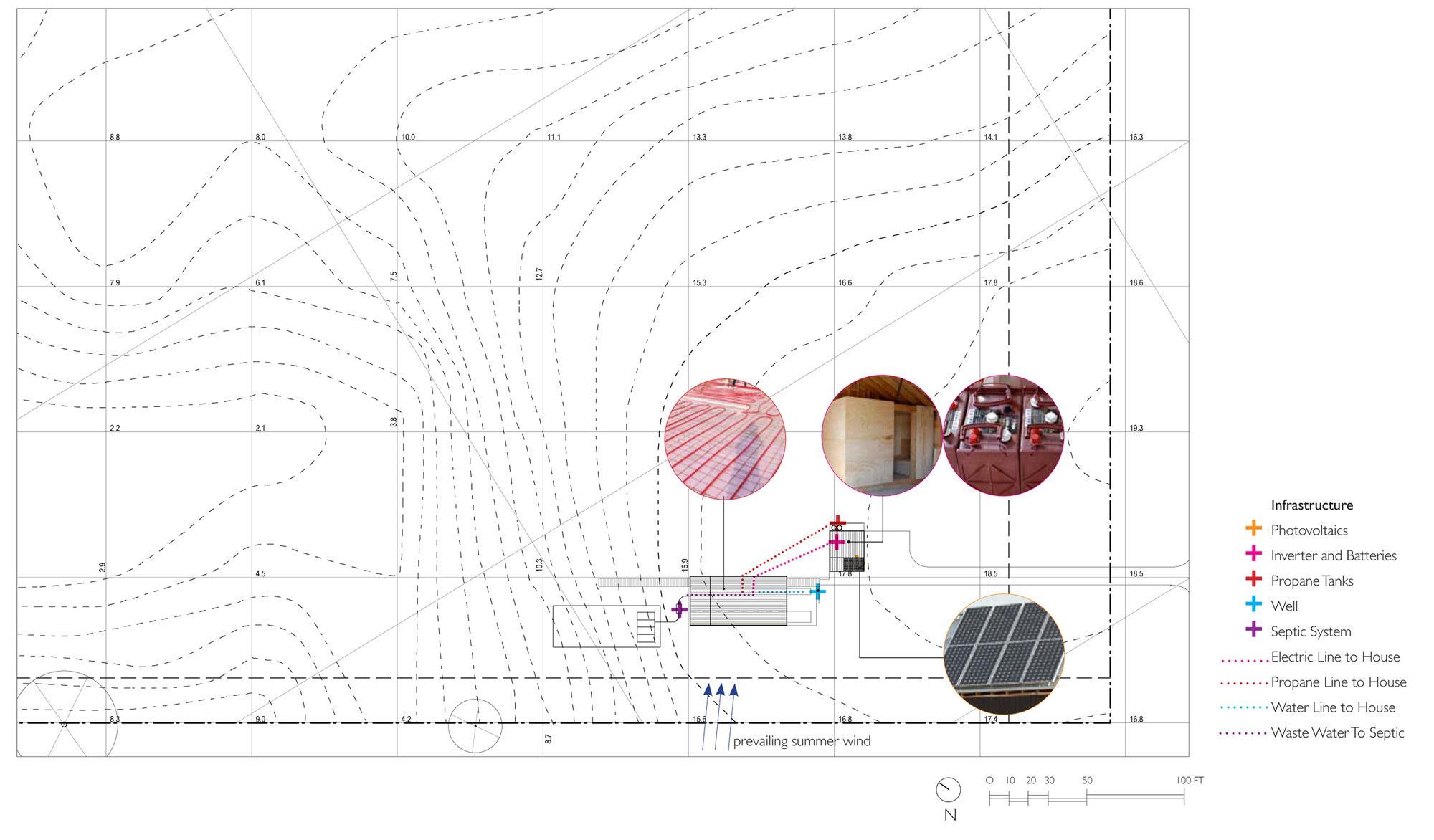 House on Limekiln Line – Off-Grid Home by Studio Moffitt
