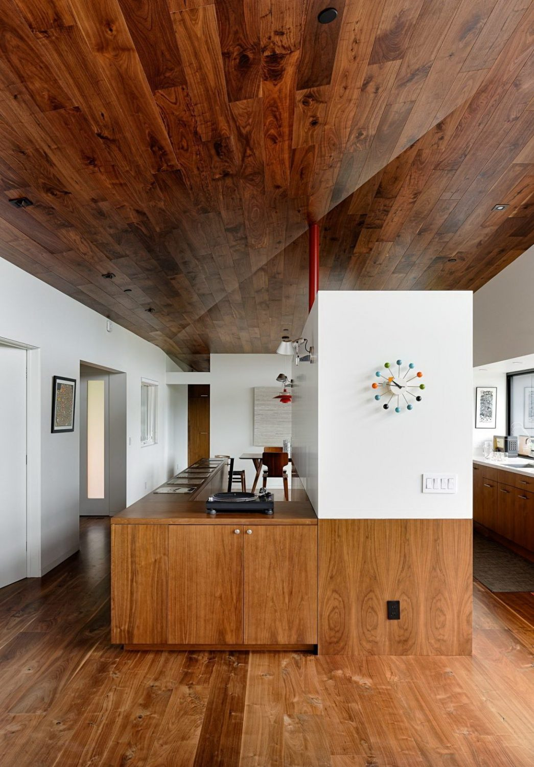 Mill Valley Home – House for a Musician by Christopher C. Deam