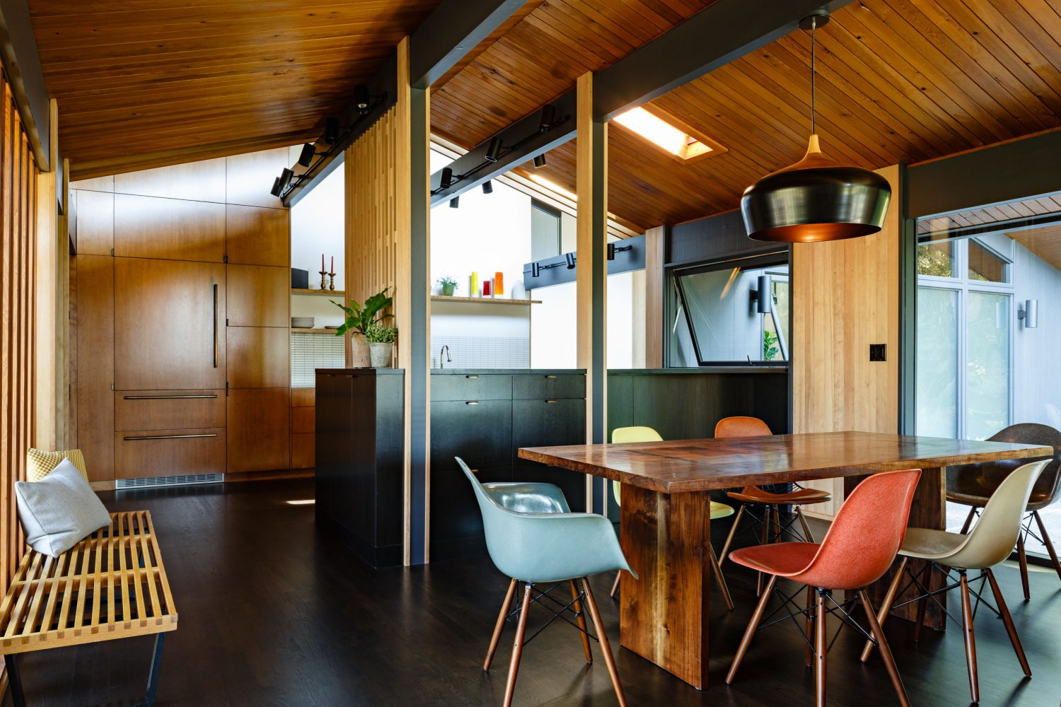 Saul Zaik House – Mid-Century Renovation by JHID