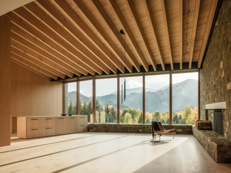 Sun Valley House – Family Retreat by Studio Rick Joy