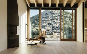 Sun Valley House – Family Retreat by Studio Rick Joy