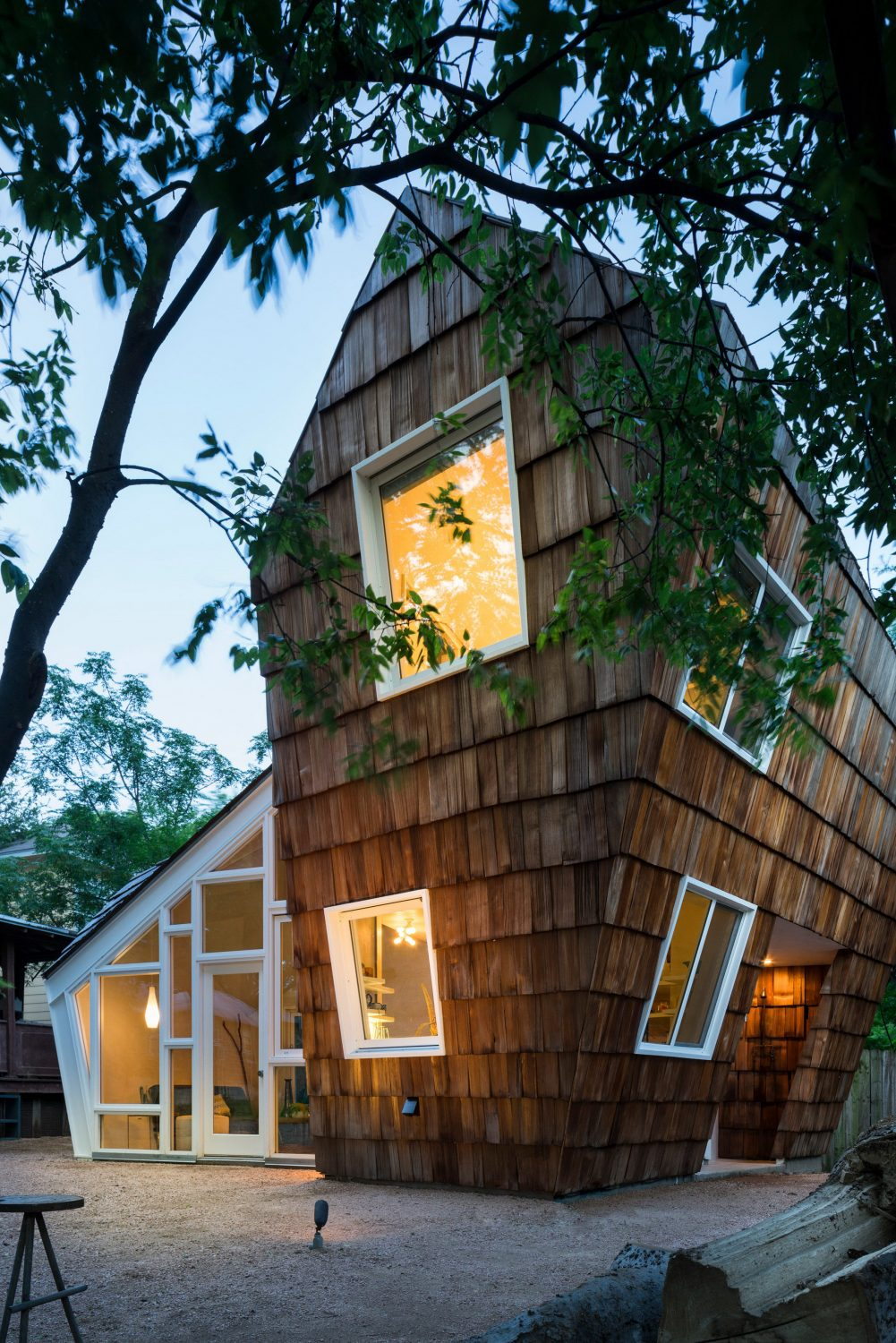 The Hive – Guest House in Austin by Studio 512