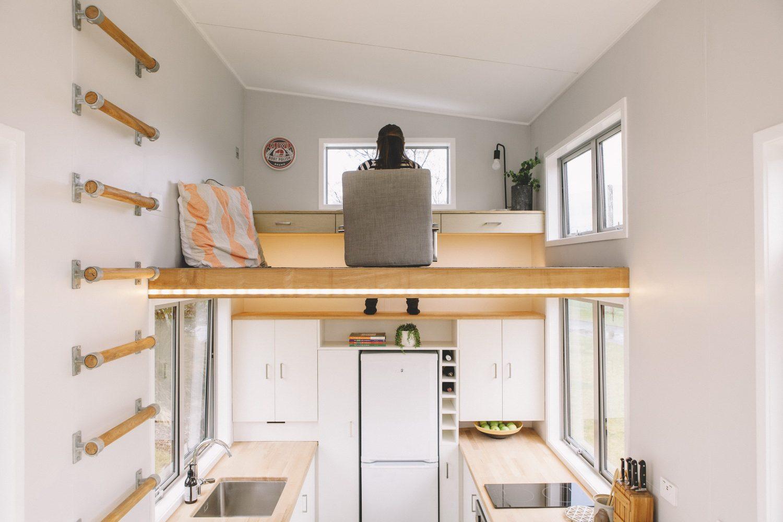 The Millennial Tiny House by Build Tiny