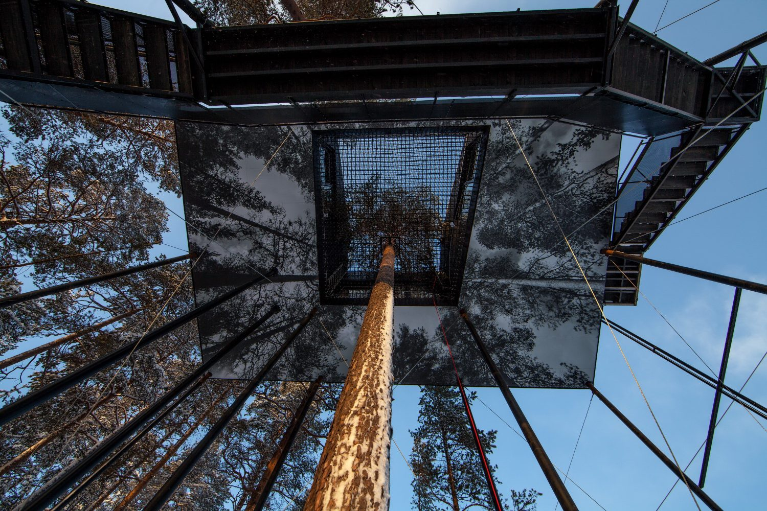 Treehotel – The 7th Room by Snøhetta