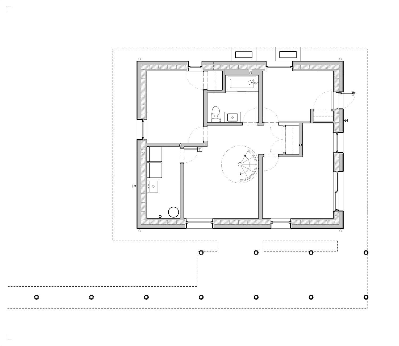 Triangle House – A-Frame Chalet Renovation