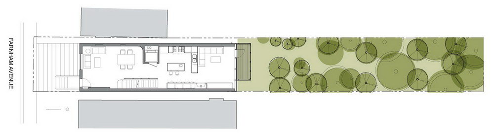 Urban Ravine House – House Renovation by Bortolotto
