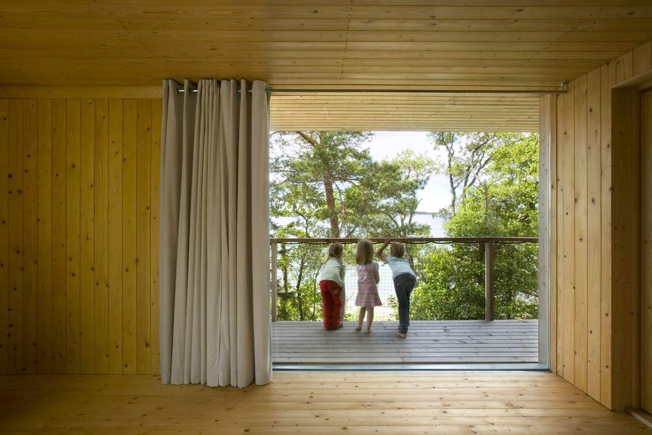 Villa Mecklin by Huttunen-Lipasti Architects