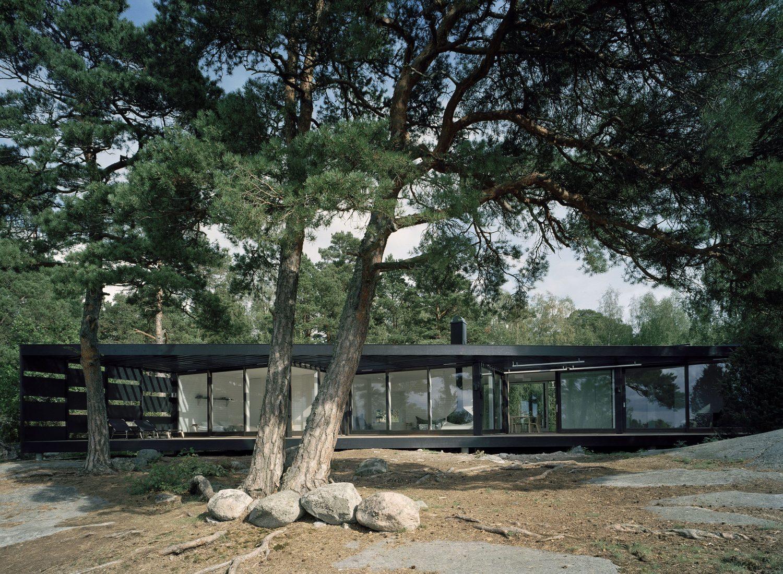 Archipelago House by Tham & Videgård Arkitekter